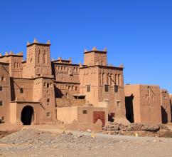 3-Morokko-Berber-Landsby