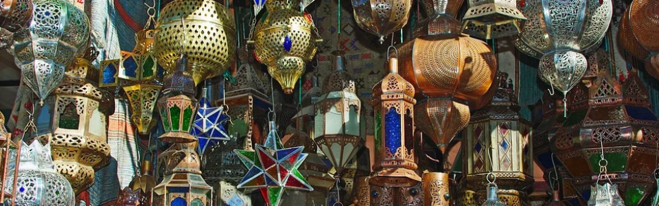 Souq-in-Marrakech-Morocco