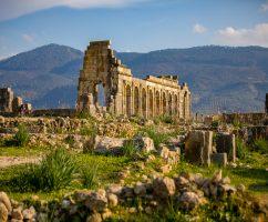 ciudad-romana-volubilis