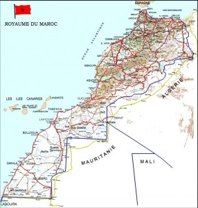 marokko-kort